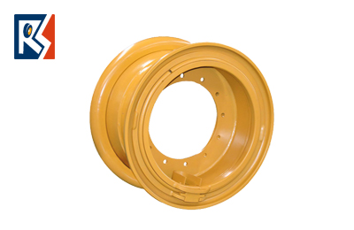 construction wheel rims