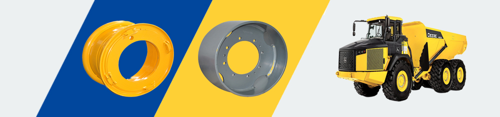commercial vehicles OTR wheel rims